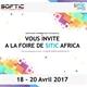 Le 18, 19 & 20 Avril 2017, SOFTIC au Parc des expositions du kram