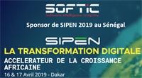 SOFTIC SPONSOR OF SIPEN 2019